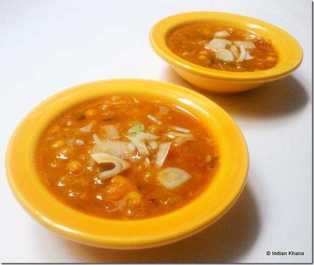 Sundal Recipe Ragda Recipe