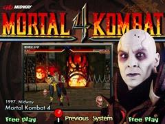 Mortal Kombat 4 Quan Chi