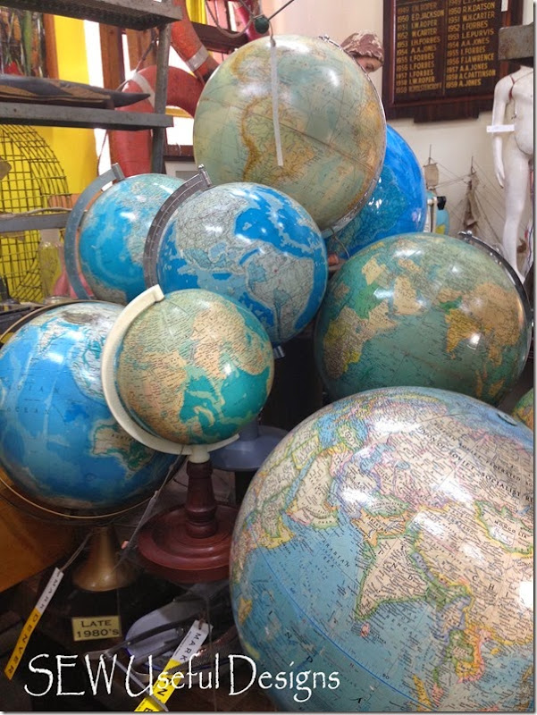 Day out globes