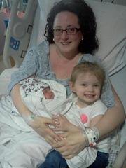 Samantha Robin Bella 5.3.2013