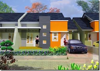 Desain Rumah Minimalis Tipe 80