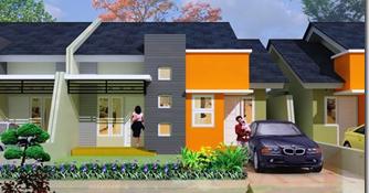 contoh desain rumah minimalis tipe 80 1 lantai - desain rumah