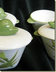 WINFIELD COVERED BOWLS