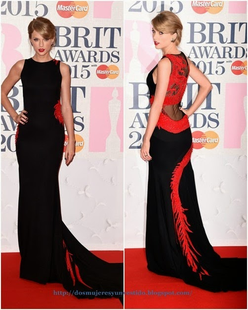 Taylor Swift BRIT Awards