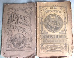 Woods 1871 1872 Household magazines
