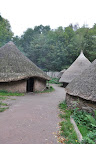 Celtic Village at the Museum of Welsh Life