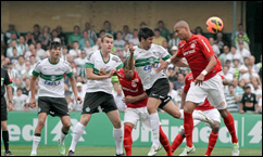 Coritiba vs Internacional
