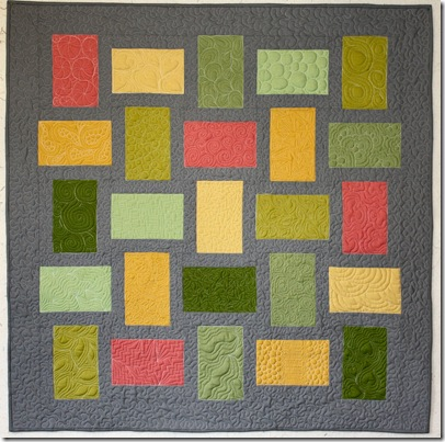 another version of the class quilt