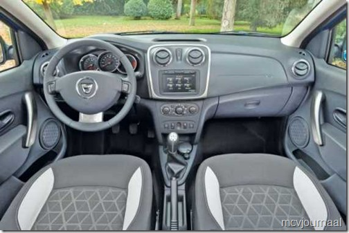 Dacia Sandero Stepway review 03