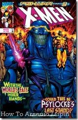 P00016 - Del Juicio de Gambit a La Busqueda de Xavier #78
