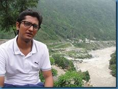 Birahi landslide praveen