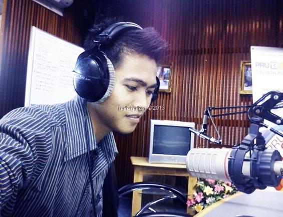 BERSIARAN DI TERENGGANU FM (TFM) MESRA CERIA