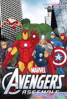 Anh Hùng Hội Tụ :Phần 2 - Marvel's Avengers Assemble Season 2