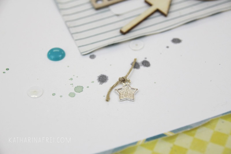 Katharina Frei: Scrapbooking Page  with products from Whiff of Joy and My Mindsy Eye