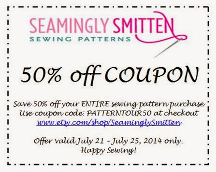 pattern tour coupon