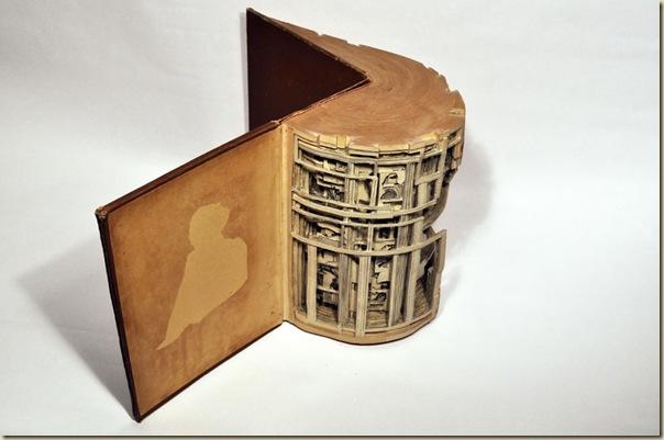 Brian Dettmer sculpteur de livres (10)