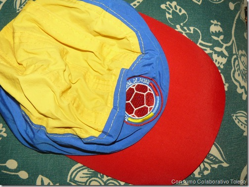 Gorra Federacion Colombiana de Futbol