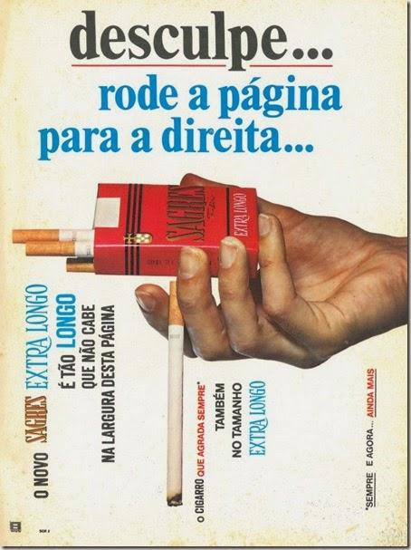 cigarros sagres