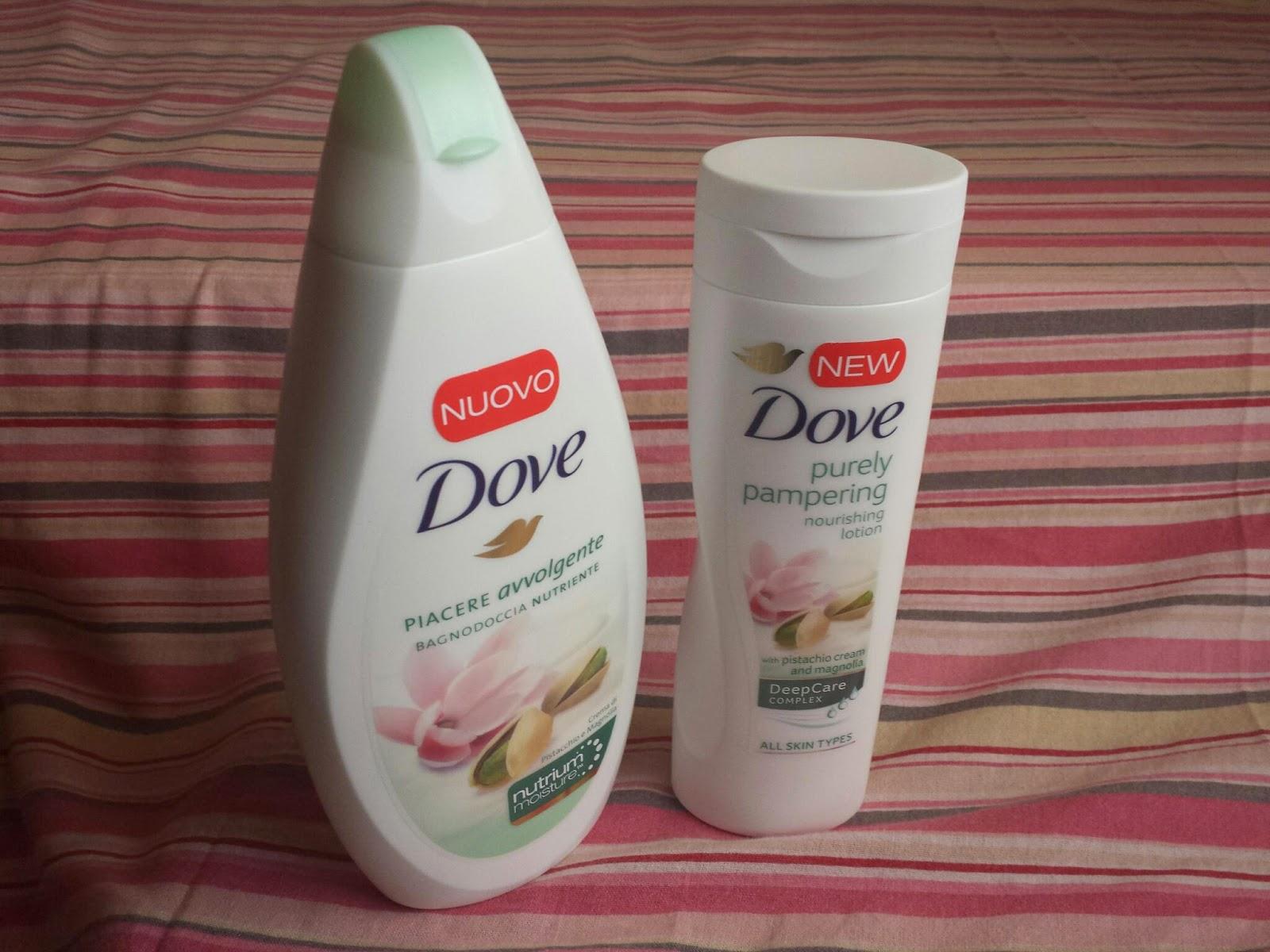 Bagno Doccia Dove : Lunarossa recensione bagnoschiuma go fresh dove