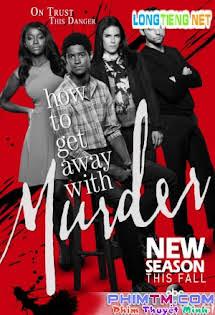 Lách Luật :Phần 3 - How To Get Away With Murder Season 3