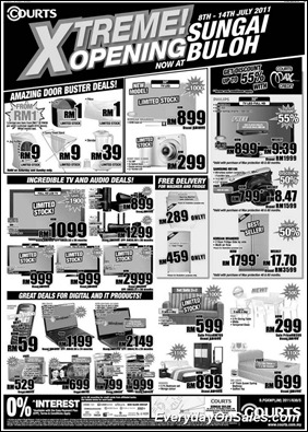 Courts-Extreme-Opening-Sungai-Buloh-2011-EverydayOnSales-Warehouse-Sale-Promotion-Deal-Discount