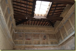 Samnite House Tuscan Roof