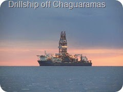 051 Drillship off Chaguaramas