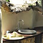 Tena Tena, Badezimmer. © Foto: Marco Penzel | Outback Africa Erlebnisreisen