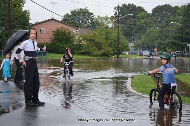 Rain Caused Flooding At Stonehouse & Francis Area (Photos by Meir Rothman) - DSC_0130.JPG