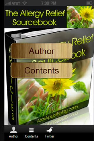 Allergy Relief Free Guide