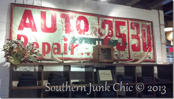 Southern Junk Chic