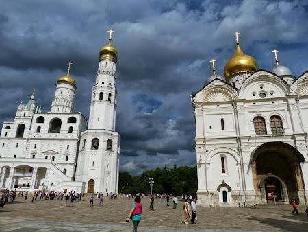 Catedrale Kremlin - Moscova