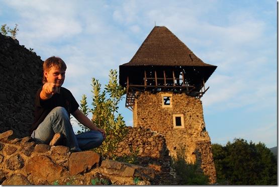 Невицьке, замок
