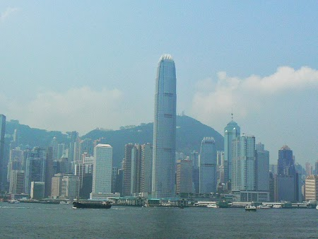 Obiective turistice Hong Kong:  International Financial Center