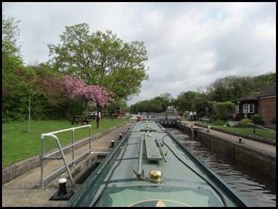 g Blossom at cleeve lock