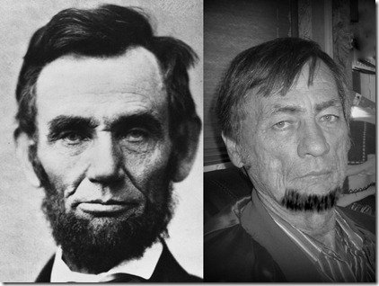 Abe Lincoln - Larry Andrews