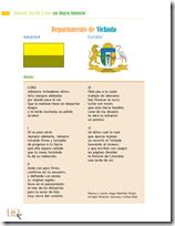 jugarycolorear -Bandera, escudo e himno de vichada