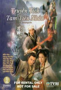 Truyền Tích Tam Tiên Nhân - Legend Of The Demigods
