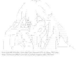 [AA]Shokuho Misaki Peace (A Certain Magical Index)