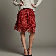 Heartmade - skirt - PRE AUTUMN 2014 - close up