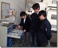 中国出張2013年3月 巡回①