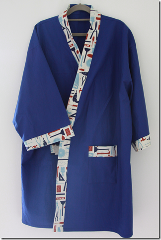 Men&#39;s Bathrobe