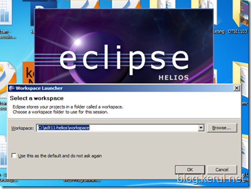 Android IDE: Running Eclipse
