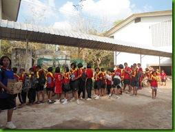 โรงเรียนบ้านรสำราญหินลาด254กีฬาสัมพันธ์