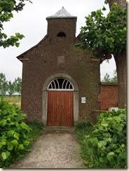 Montenaken, Gemeentestraat: de kapel van Nerem