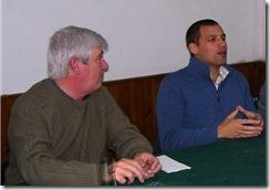 Juan Pablo de Jesús se reunió con el Consejo de Administración de Clyfema