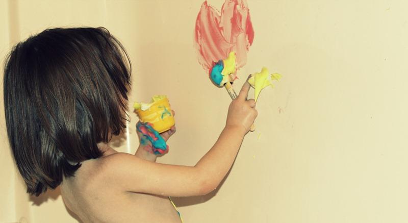 paintin walls