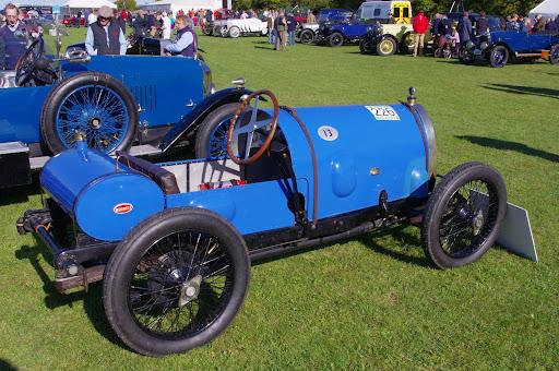 1923 Bugatti T13 Brescia