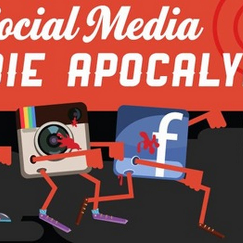 INFOGRAPHIC: THE SOCIAL MEDIA ZOMBIE