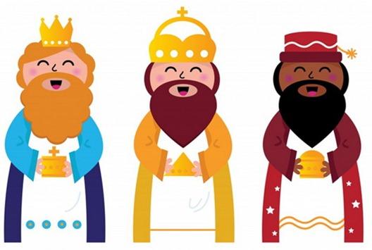 reyes majos